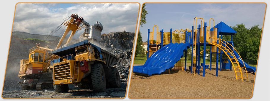 Delburne Foundry Ltd - construction equipment - playground equipment