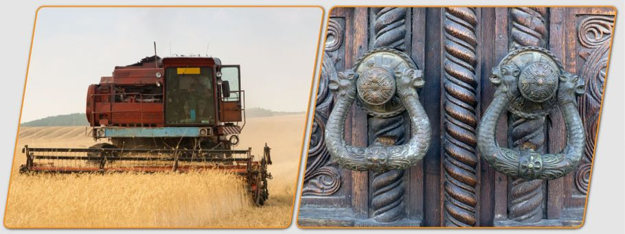 Delburne Foundry Ltd - agriculture - artistic