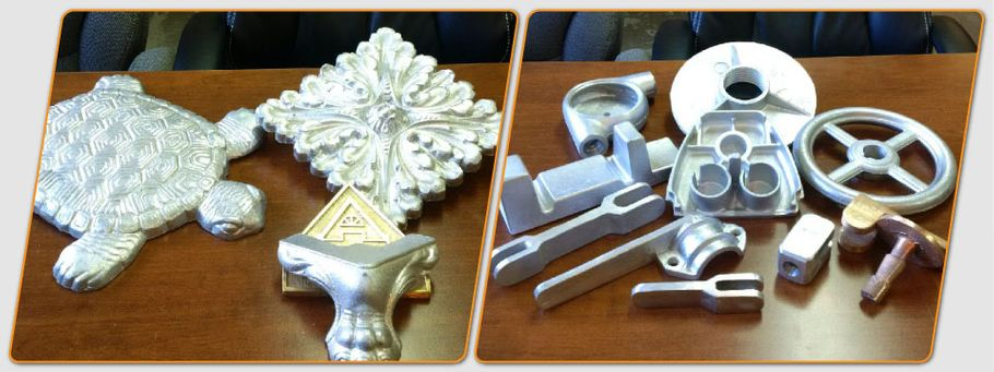 Delburne Foundry Ltd - finished products